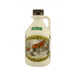 Чистый кленовый сироп №2 Янтарный - 1000 мл (1320 г)