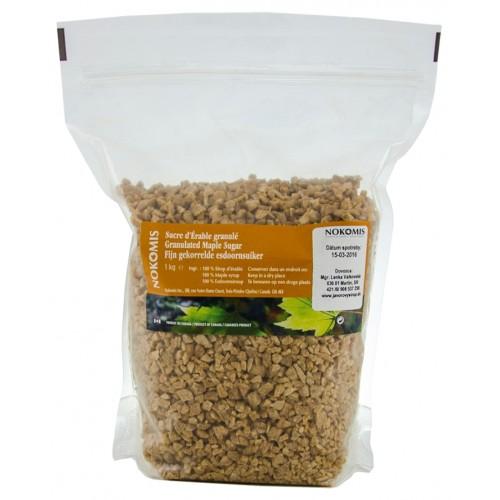 Кленовый сахар гранулированный 1 - 12 кг