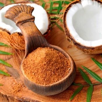 Производство и полезные свойства кокосового сахара