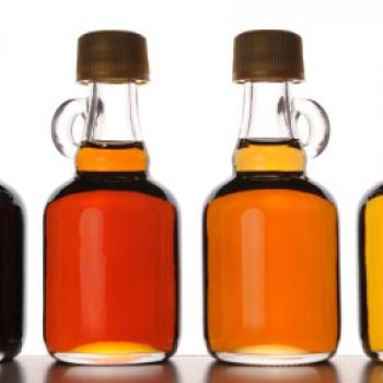 Классификация кленового сиропа