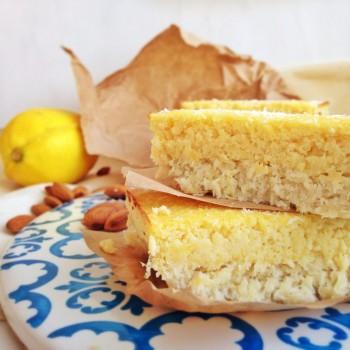 Кленово-лимонные кокосики