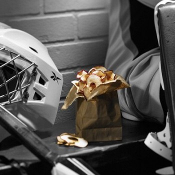 Кленово-яблочные чипсы