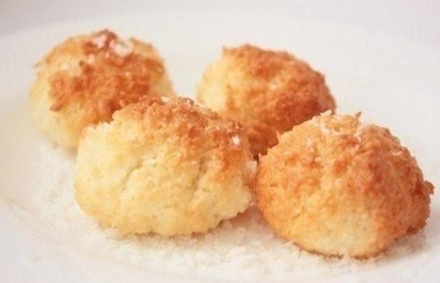Печенье из кокосовой муки от «Erable»